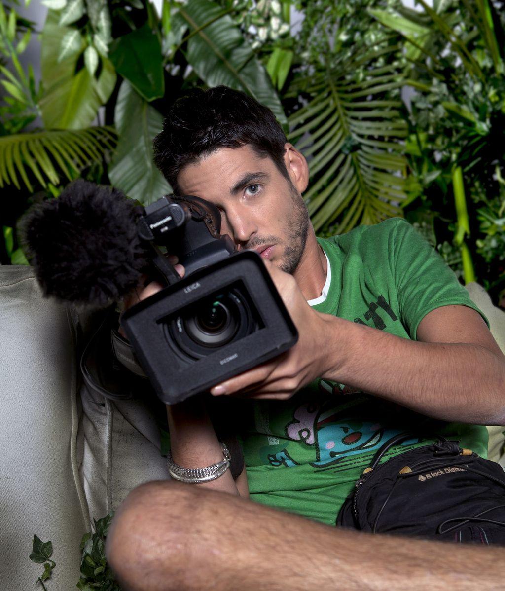 La selva en casa, de la mano de Frank Cuesta