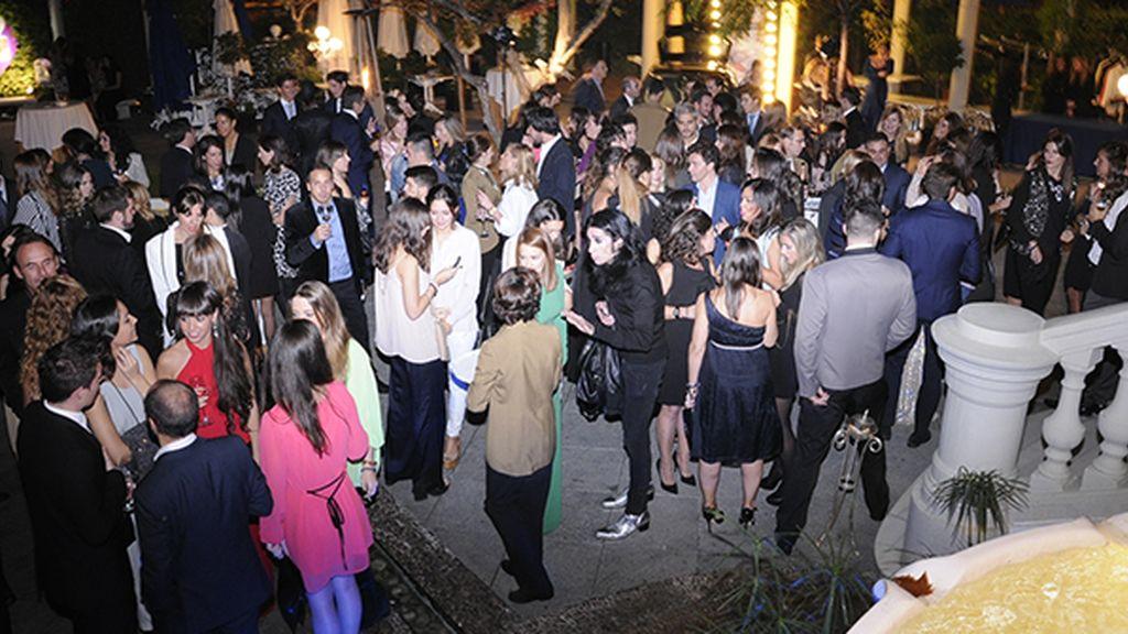 El Hotel Ritz, repleto de celebrities para la noche de gala de los Cosmpolitan Fun Fearless Female Awards