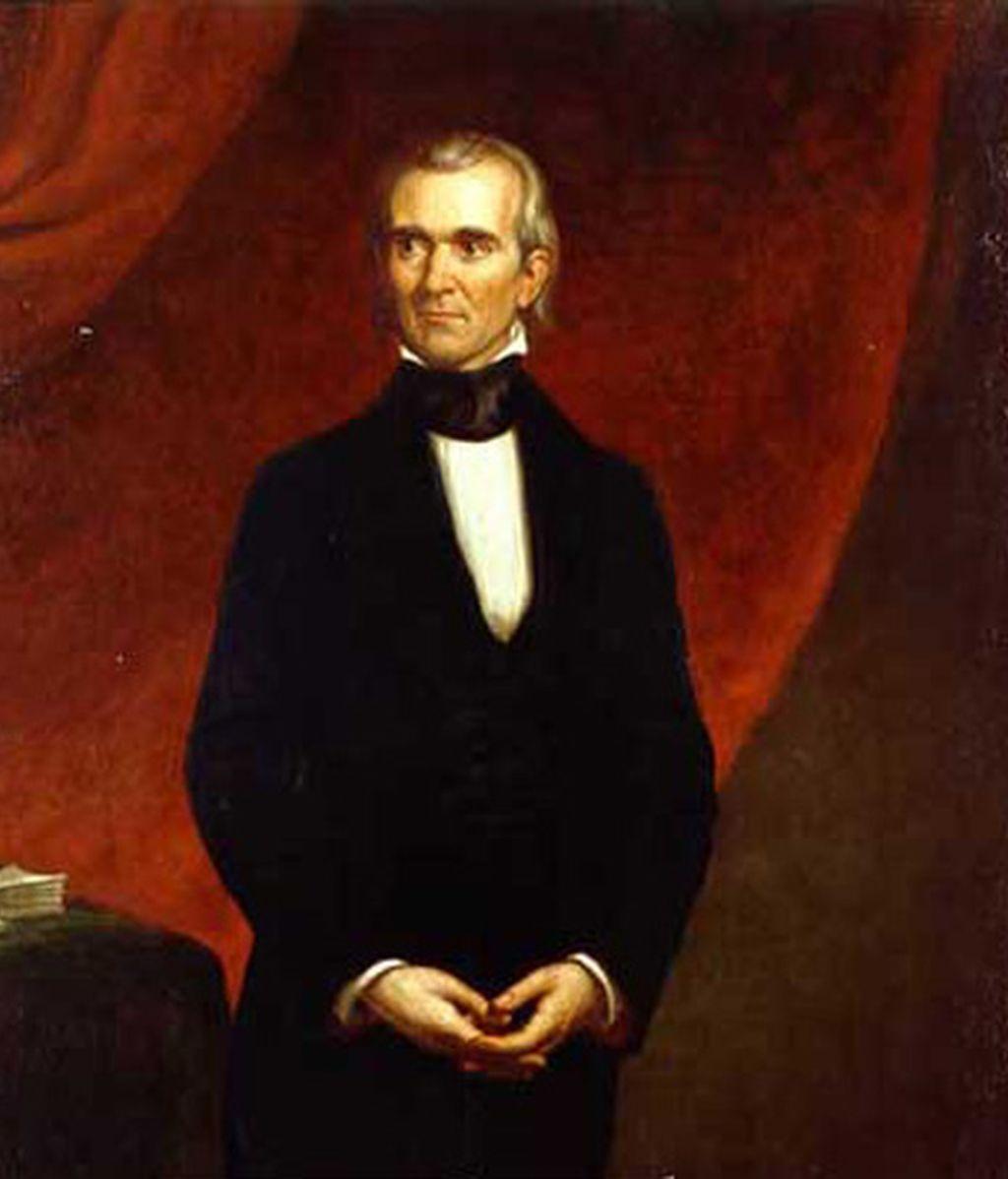 James Knox Polk (1845-1849)