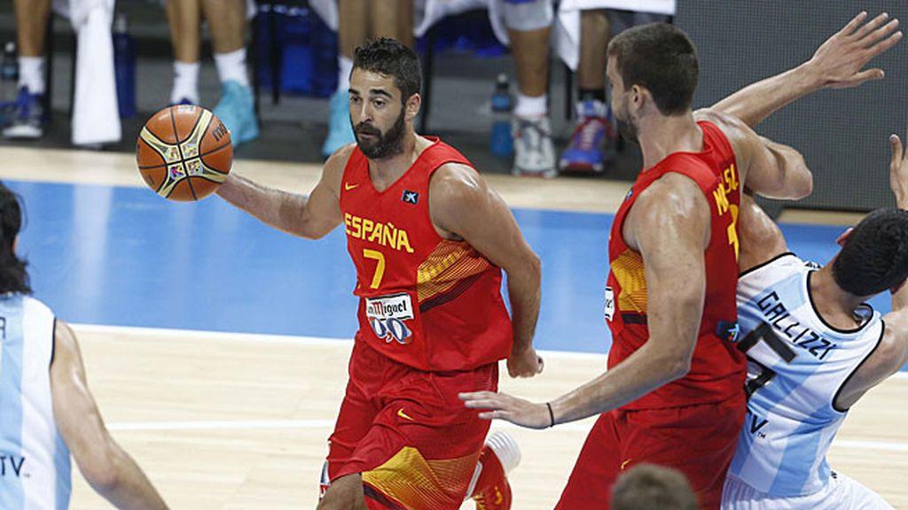 España basket