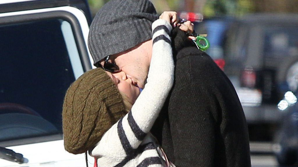 Ashley Tisdale y Christopher Free