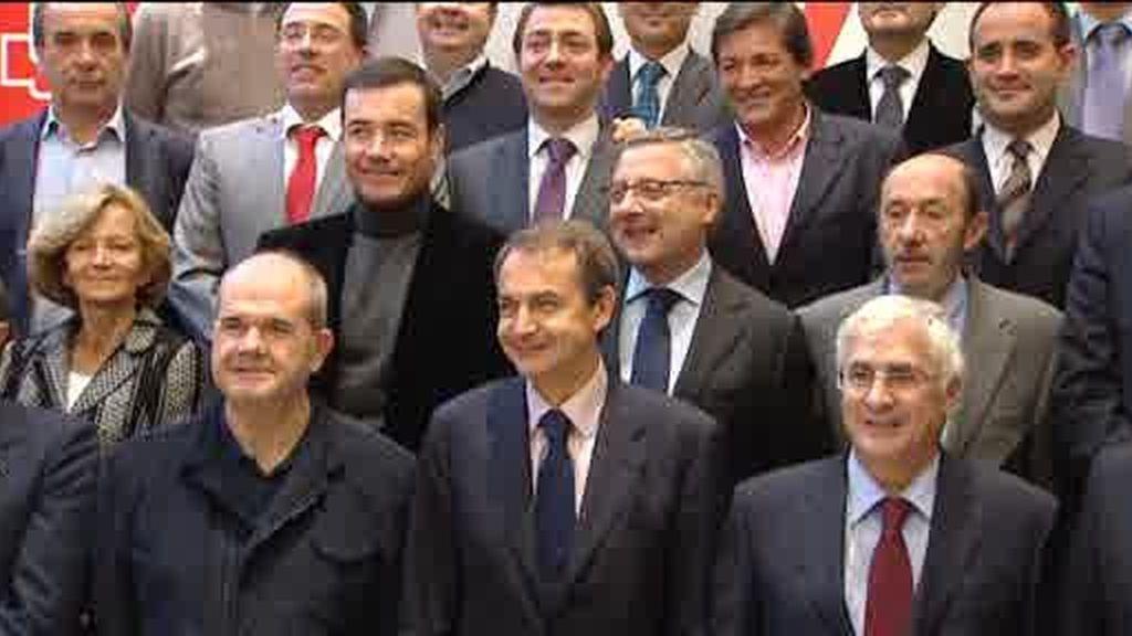 ¿Calma o tormenta en el PSOE?