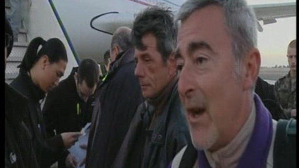 Decenas de españoles continúan sin poder salir de Libia