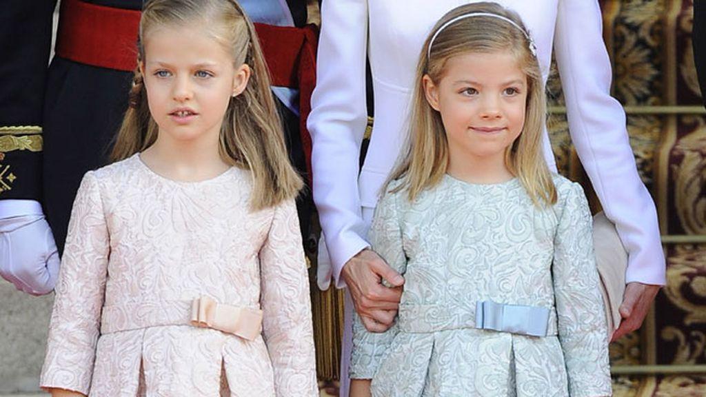 Letizia, las 'princesitas'... Las fotos de el gran día