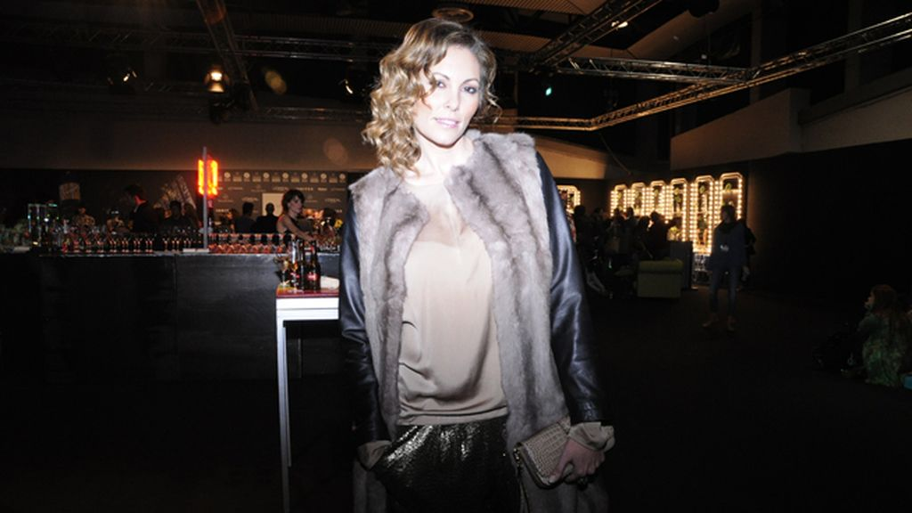 La ex Miss España Raquel Rodríguez