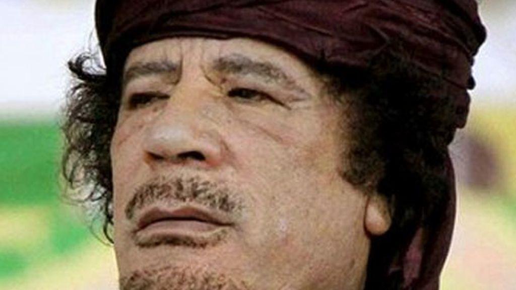 El TPI emite orden de arresto contra Gadafi