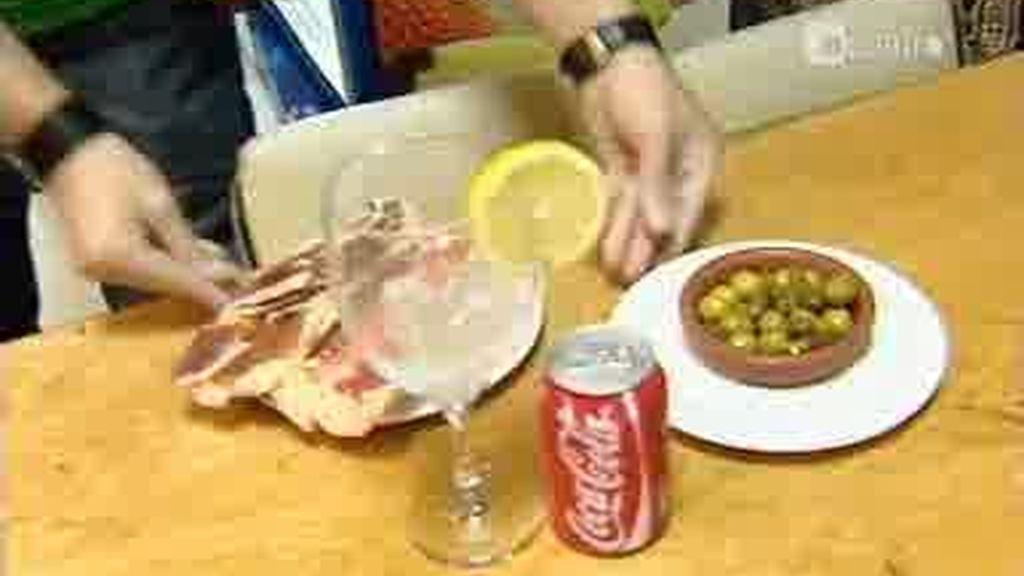 El menú de Pellegrini en el Vilareal