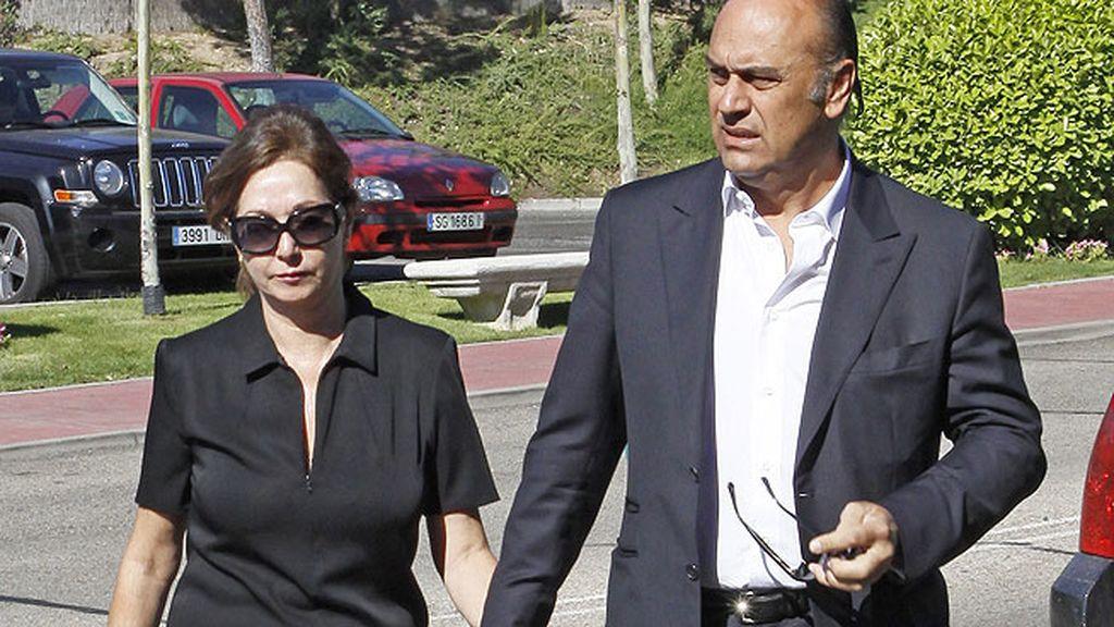Ana Rosa, muy afectada por la muerte de Pedro Rodríguez