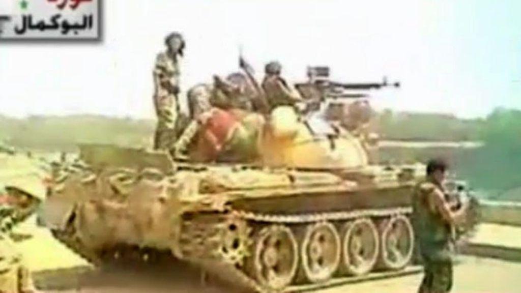 Nueva ofensiva del Ejército sirio