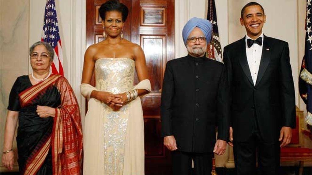 El primer ministro indio en la Casa Blanca