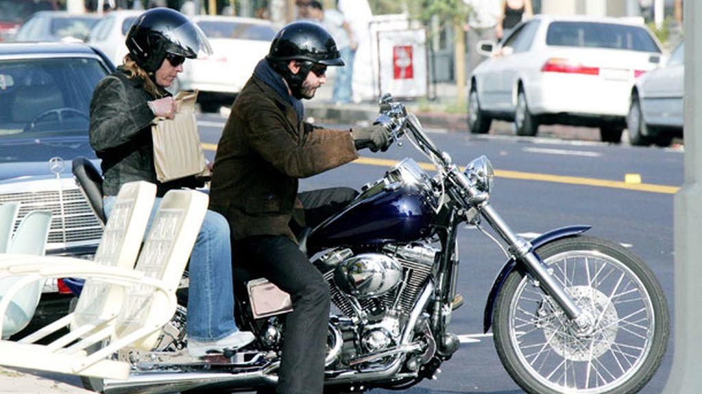 Ir en moto no es siempre cuestión de uno