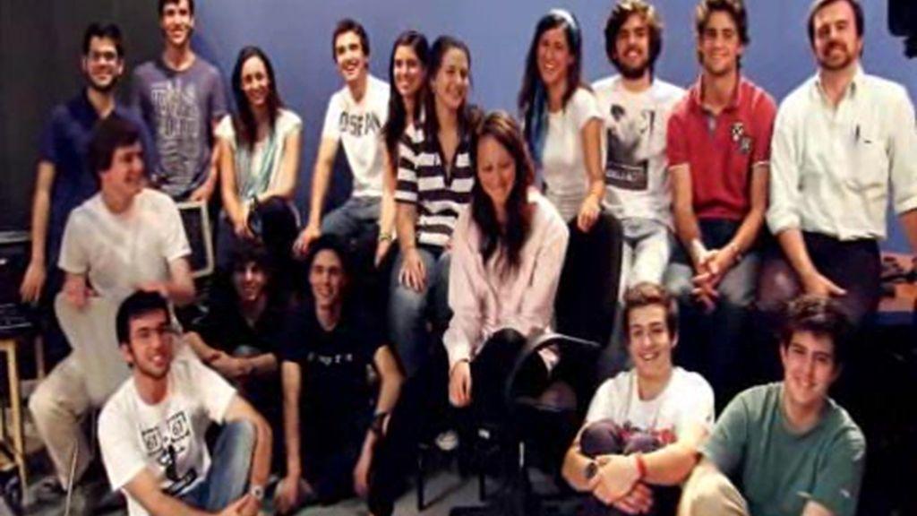 Jóvenes católicos y su web, arguments.es