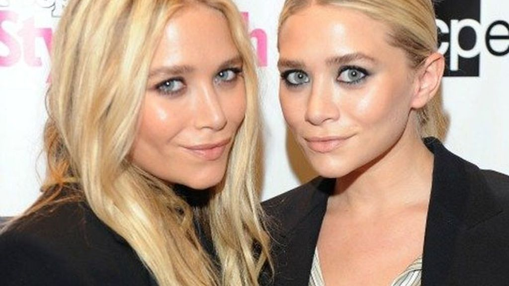 Las hermanas Olsen, top fashionistas en Nueva York