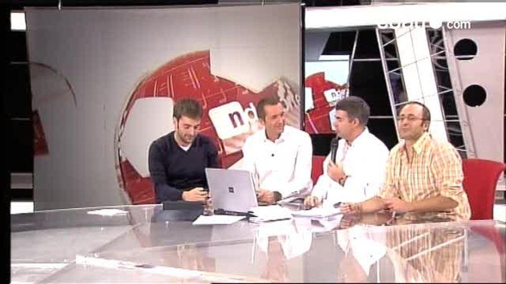 Videochat Los Manolos 18 de octubre 2010 (2 de 2)