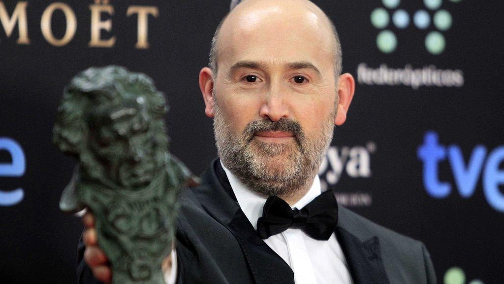 """Javier Cámara, Goya a la """"Mejor interpretación masculina protagonista"""""""