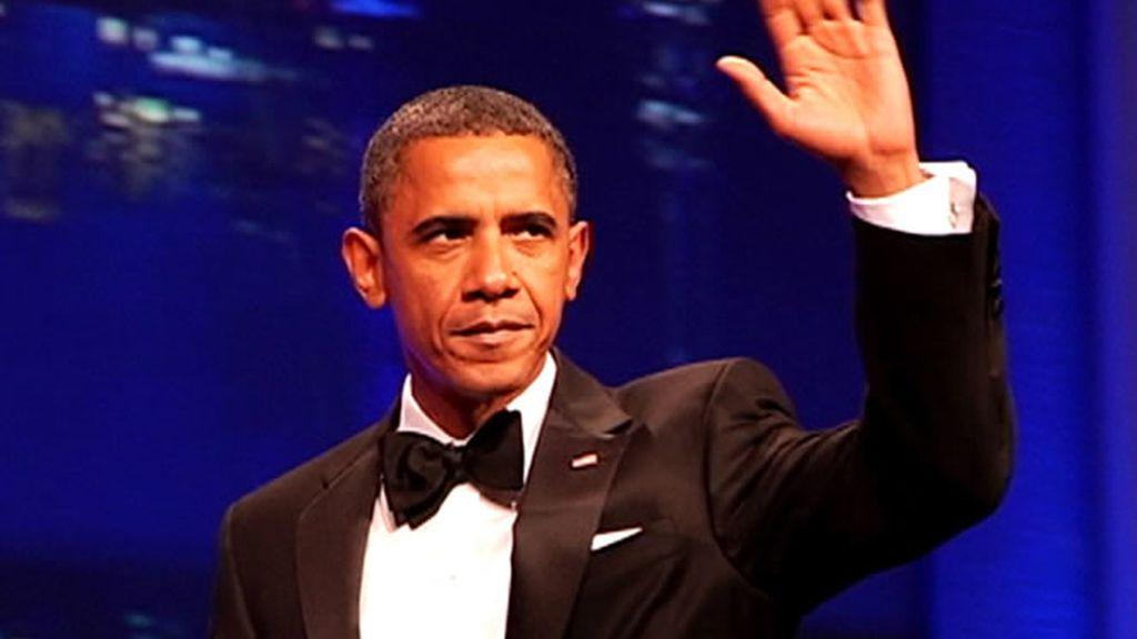 Barack Obama saluda a Callejeros Viajeros