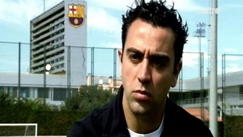 Entrevista con Xavi Hernández