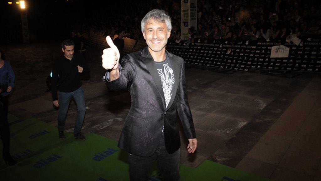 Sergio Dalma, todo un veterano de nuestra música