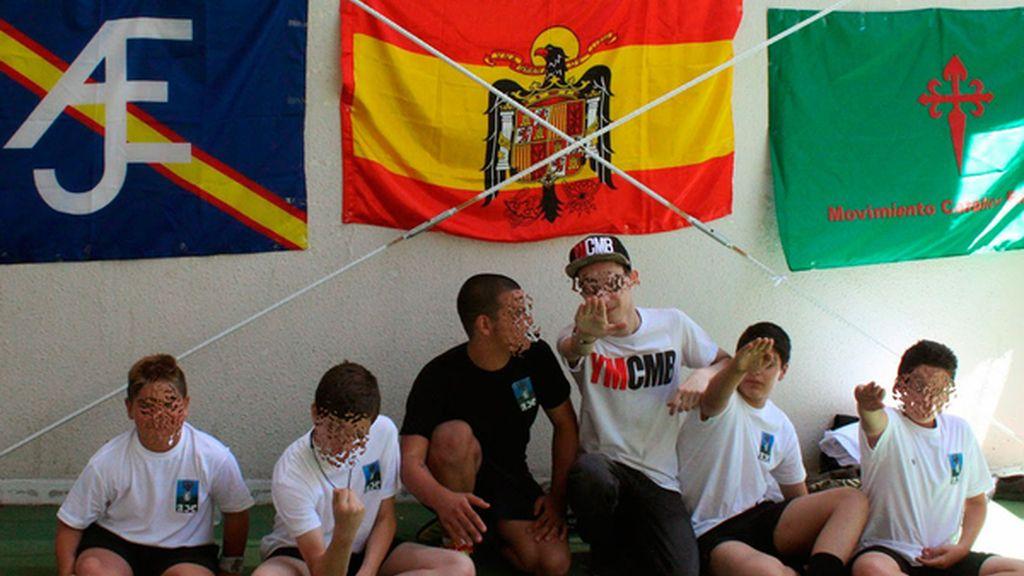 Polémico torneo contra el matrimonio homosexual en un polideportivo municipal