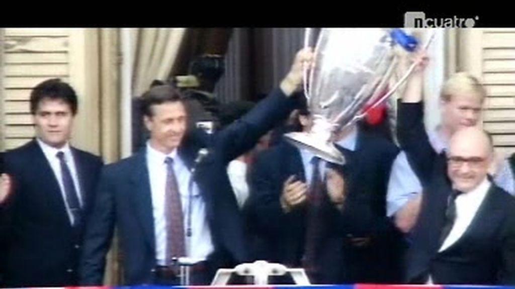 Hoy se cumple 17 años de la primera Copa de Europa del Barça
