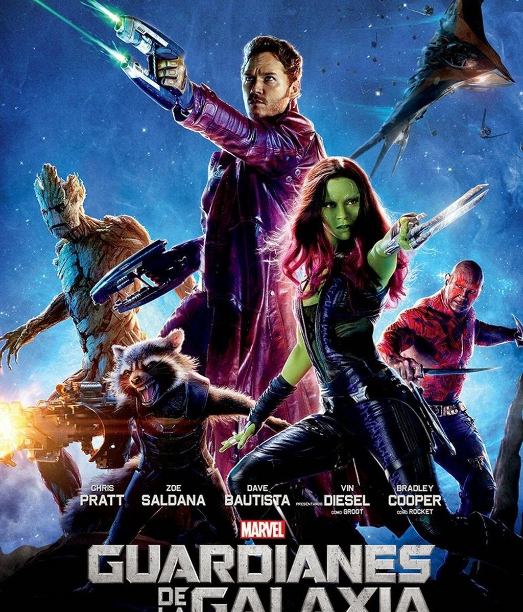 2. Guardianes de la galaxia