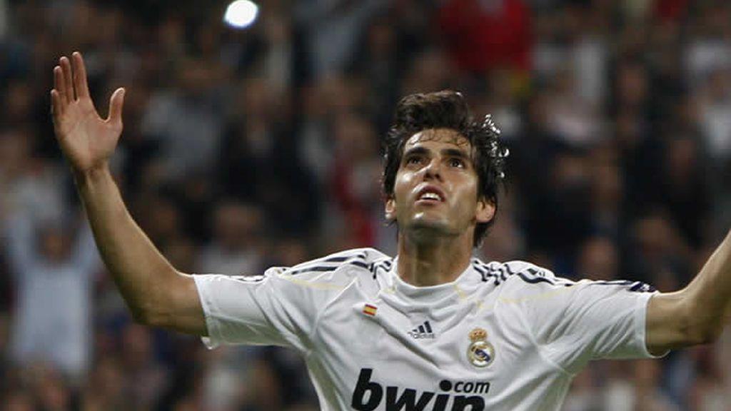 Kaká tiene que romper la maldición