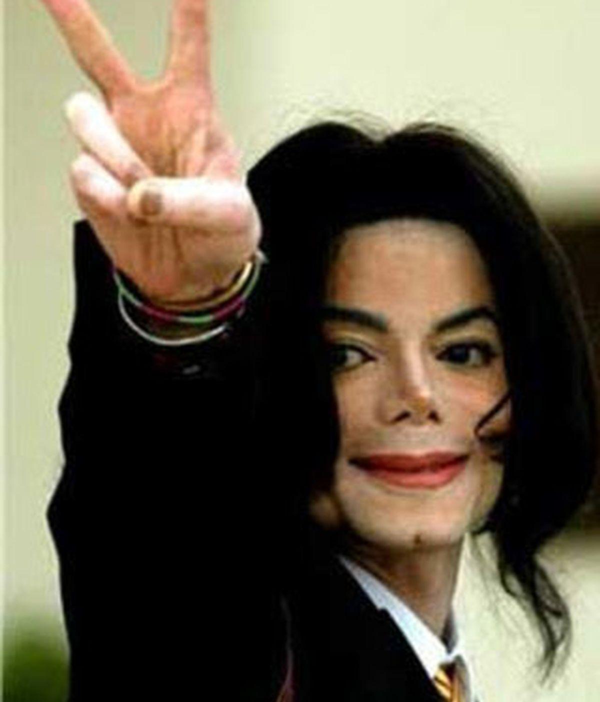 Imagen de archivo del rey del pop. Michael Jackson. Foto: EFE