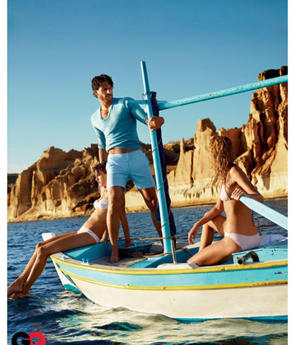 Déjate guiar en tus vacaciones por Joe Manganiello