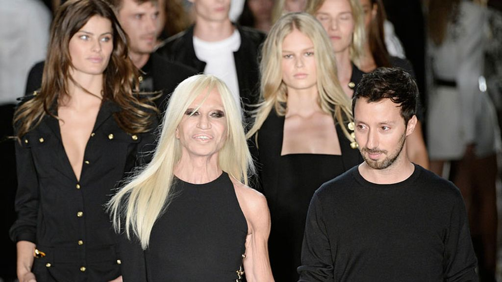 Anthony Vaccarello nuevo director creativo de Versus