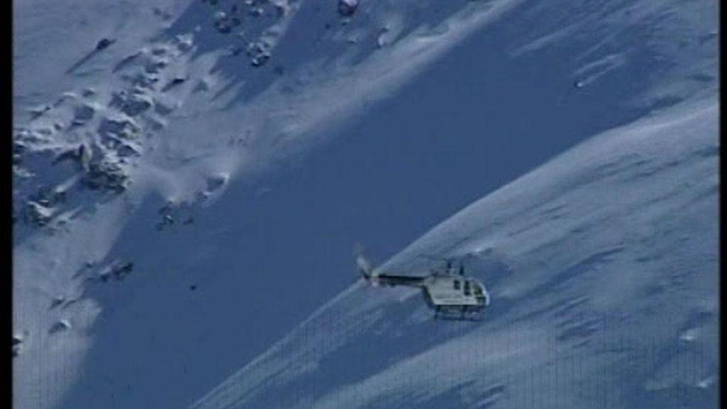 Sin noticias del montañero desaparecido en Sierra Nevada