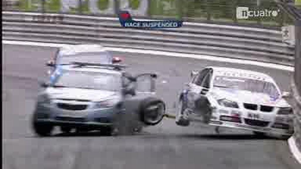 A veces el safety car estorba más que ayuda