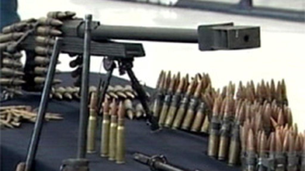 Armas en Colombia