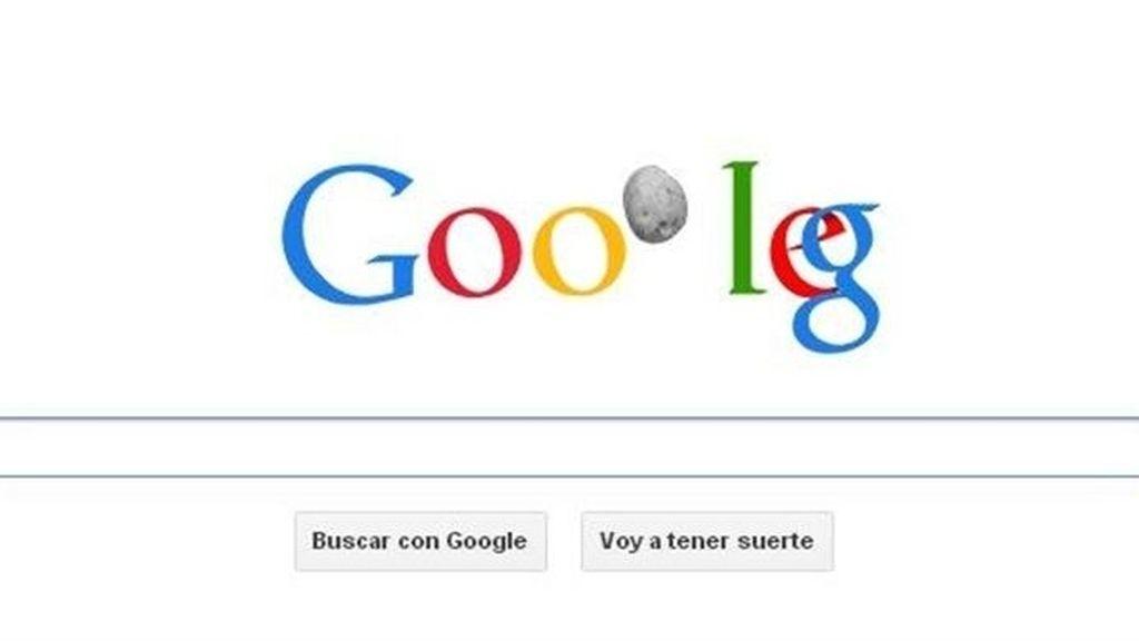 El asteroide 2012 DA14 se deja ver primero en Google
