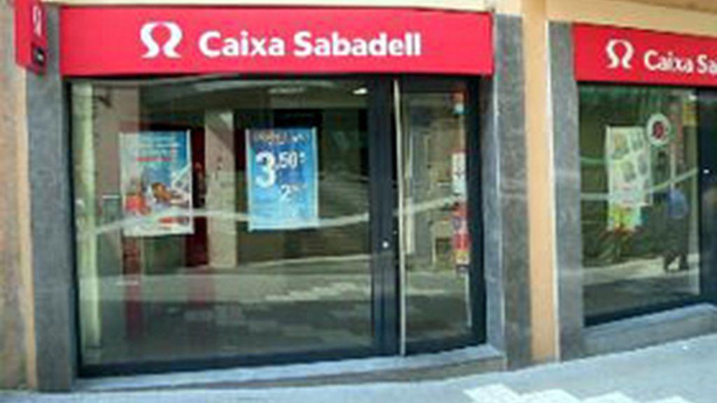 Sucursal de Caixa Sabadell
