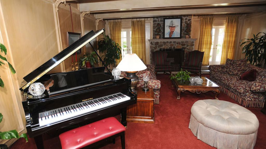 La nueva mansión de los Ewing