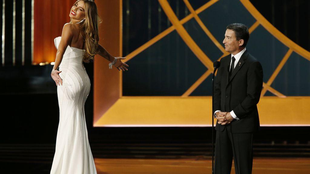 Sofía Vergara, la polémica mujer objeto de los Emmy
