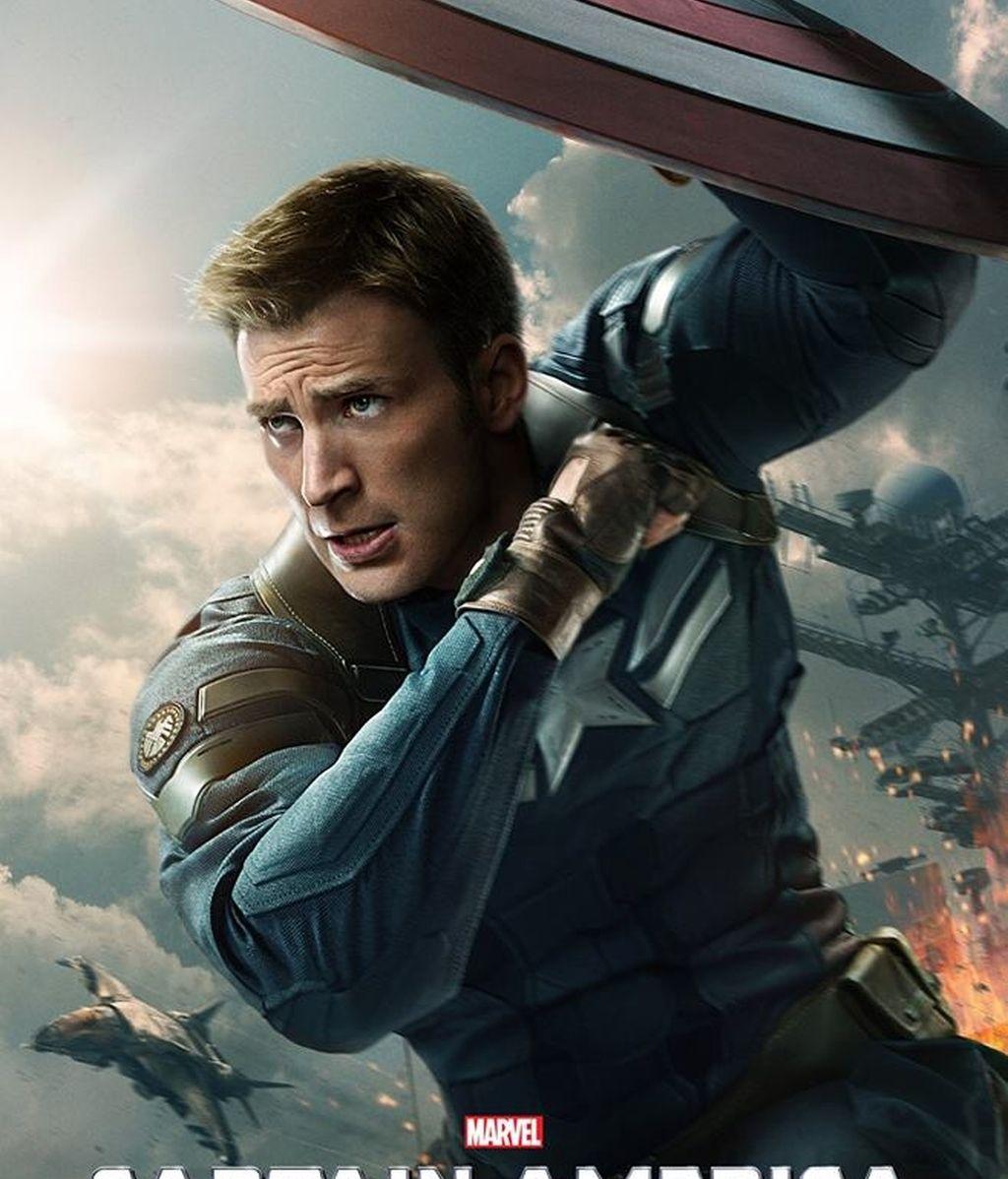5. Capitán América: El soldado de invierno
