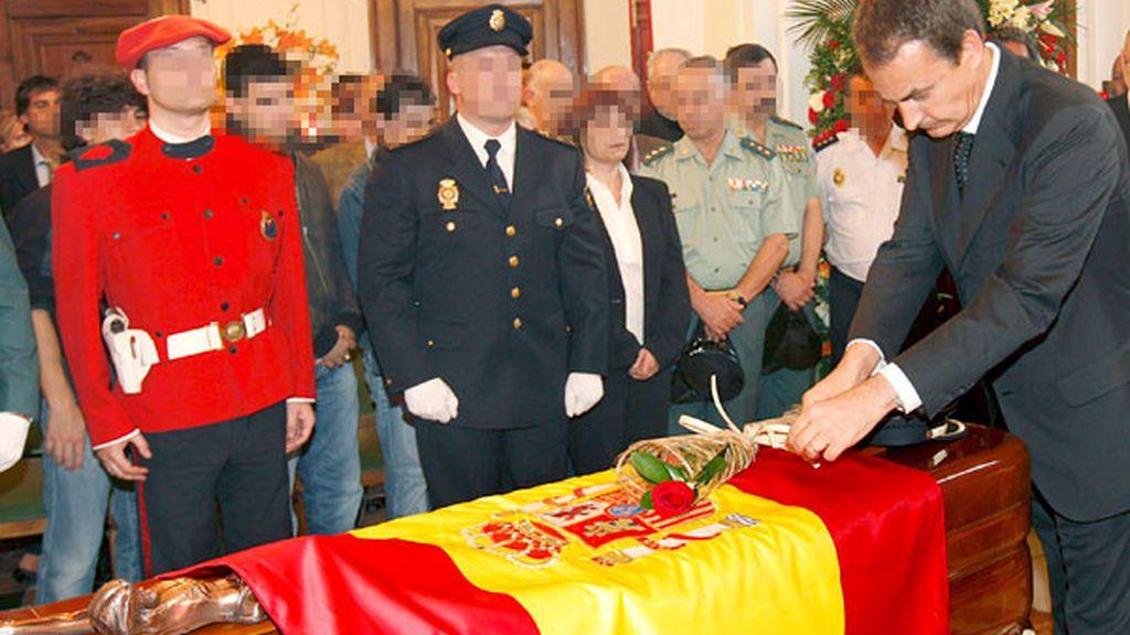 Medalla de Oro al Mérito policial