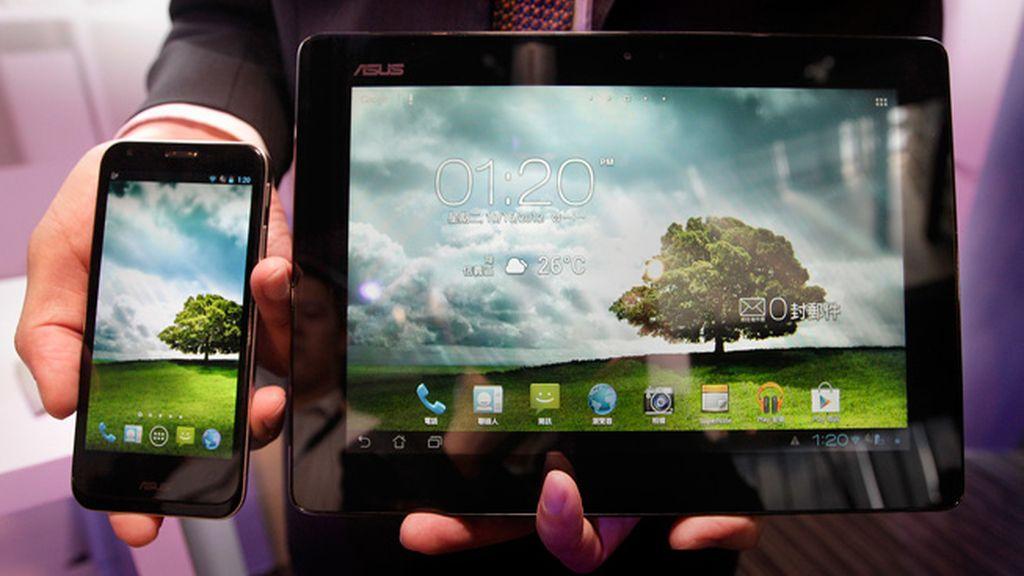 El smartphone y la tableta, tecnología del 2013
