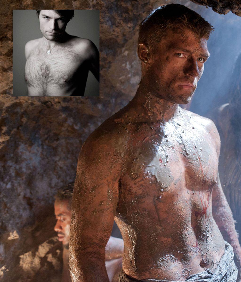 El antes y el después de Liam McIntyre