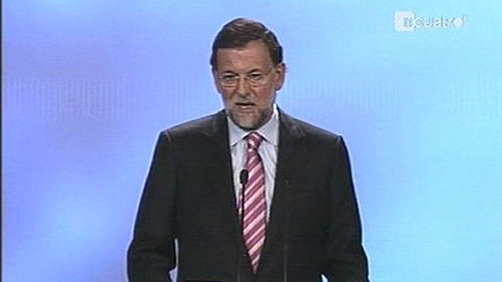 La Opinión de Gabilondo: 15 de octubre. 'La actuación de Rajoy'