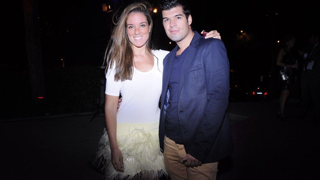 Gracia Bocanegra y Sergio Martín