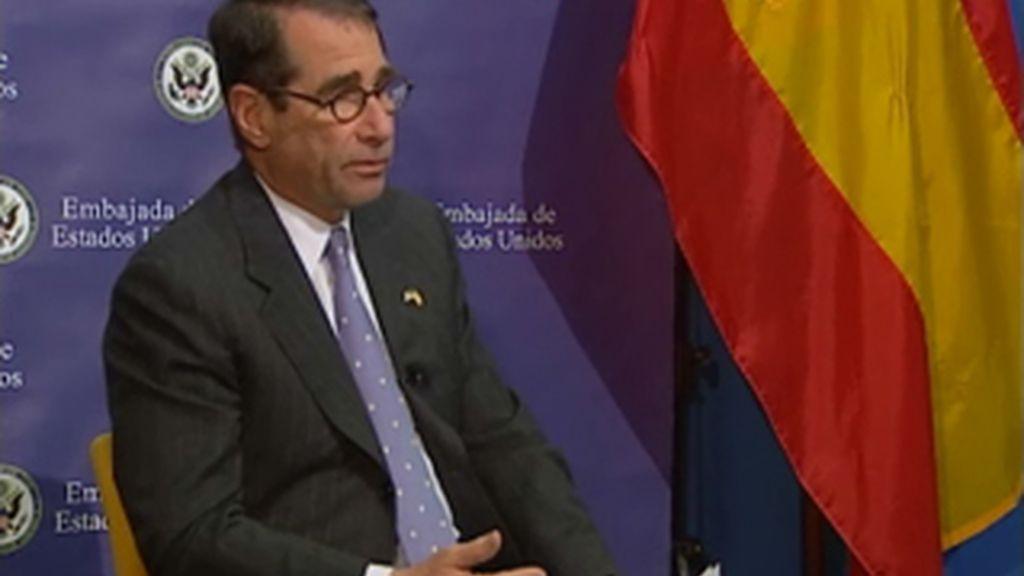 """EEUU confía en que la filtración no dañará las """"excelentes relaciones"""" con España"""
