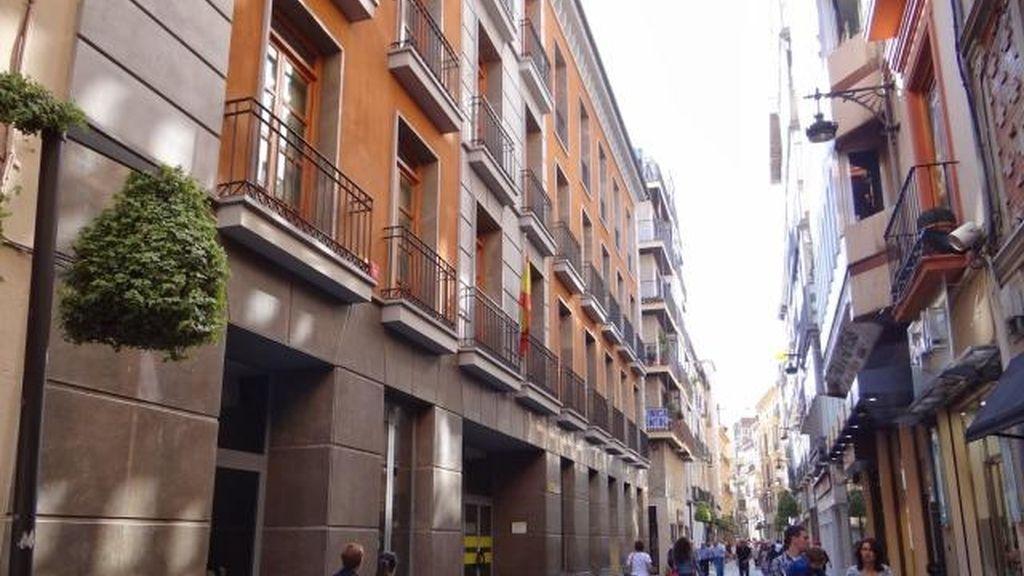 8. Antiguo edificio de la diputación de Granada (Granada)