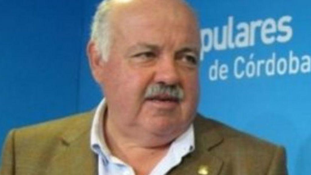 El portavoz de Sanidad del Grupo Parlamentario Popular en el Senado, Jesús Aguirre