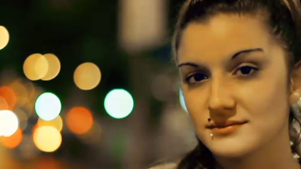 Vanesa, una joven desafiante y agresiva