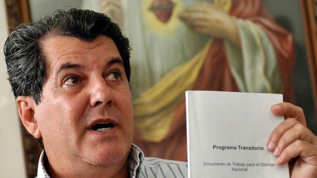 Oswaldo Paya en una imagen de archivo