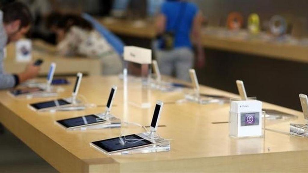 Apple lanza su programa de renovación de iPhone en tiendas de EE.UU.