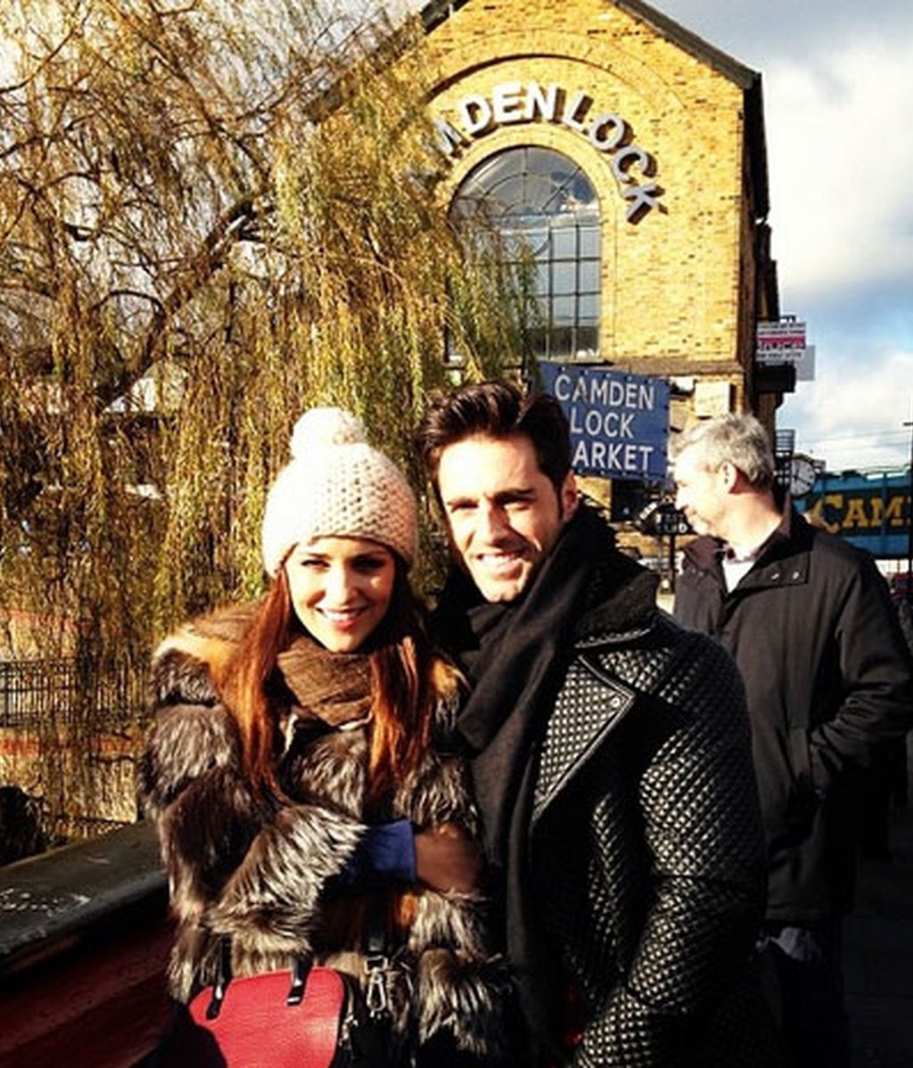 Paula y Busta escapada de fin de semana en Londres