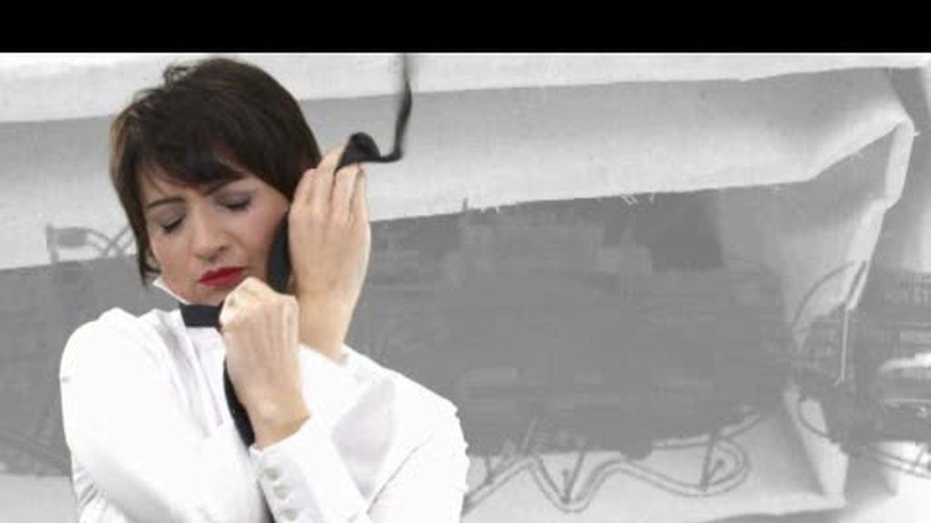 Promo CQC: Silvia Abril
